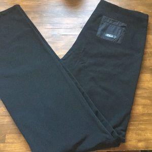 Fila fleece lined pants